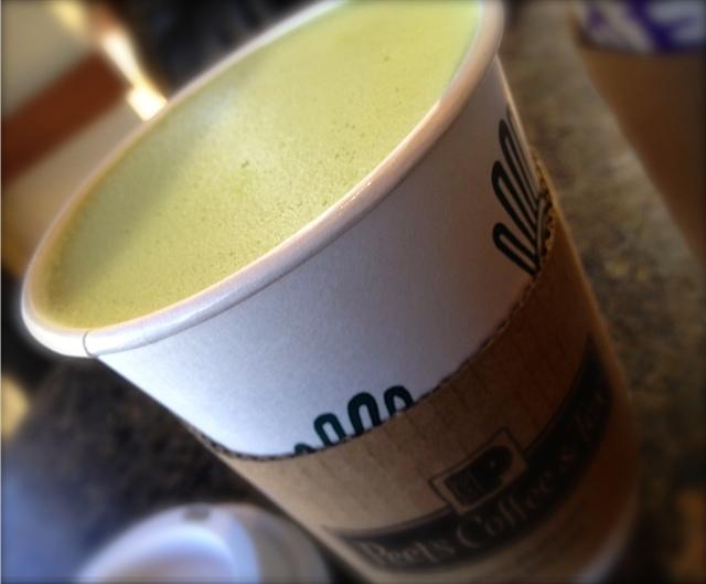 Matcha Green Tea Latte2
